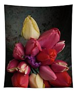Still Life With Tulips 35 Tapestry