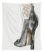 Stockings And Stilettos Tapestry