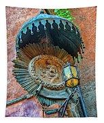 Street Light Tapestry