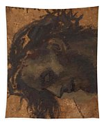 Study For The Head Of Christ In A Crucifixion Tapestry