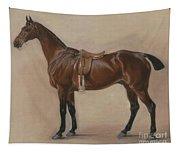 Study Of A Saddled Bay Hunter, 1828  Tapestry