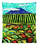 Sumatra Coffee Plantation Tapestry