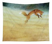 Summer Gold-fox Tapestry