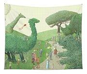Summer Park Tapestry