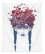 Summer Queen Tapestry