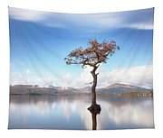 Sunny Afternoon On Loch Lomond Tapestry