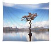 Sunny Afternoon On Loch Lomond Tapestry