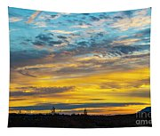 Sunrise At Beaumont Tapestry