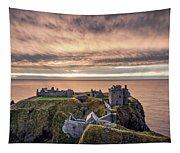 Sunrise Over Dunnottar Tapestry