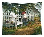 Sunshine Serenade Tapestry