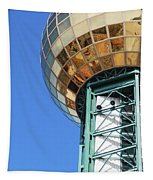 Sunsphere In Knoxville, Tn Tapestry