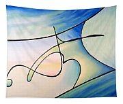 Surfs Up Tapestry