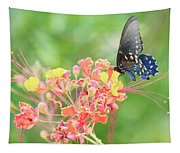 Swallowtail Butterfly Wings  Tapestry