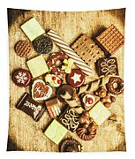 Sweet Heart Treats Tapestry