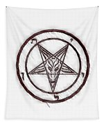 Symbol Of The Occult Tapestry