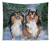 Tanya And Tucker Tapestry