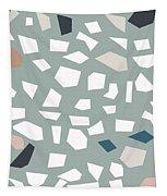 Terrazzo 1- Art By Linda Woods Tapestry