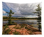 The Artistic Cranberry Bog Tapestry
