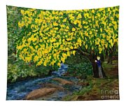 The Artistic Spirit Of Judy Doggett Walker In Blackley Forest Tapestry