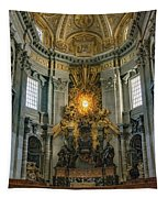 The Aspe Of St. Peter's Tapestry