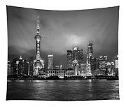 The Bund - Shanghai, China Tapestry