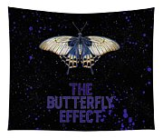 The Butterfly Effect II Tapestry