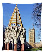 The Buxton Memorial Fountain London Tapestry