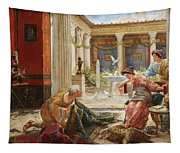 The Carpet Sellers Tapestry