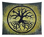 The Circle Of Life Tapestry