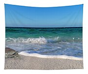 The Crab And The Sea Tapestry