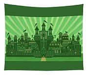 The Emerald City Tapestry