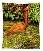 The Flamingo Tapestry