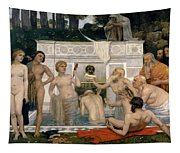 The Fountain Of Youth Tapestry