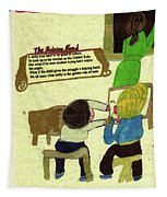 The Helping Hand Tapestry