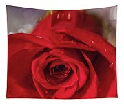 The Magic Of Roses Tapestry