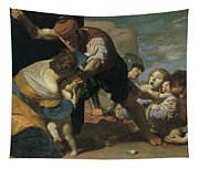 The Massacre Of The Innocents  After       Tapestry