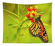 The Monarch Butterfly Tapestry