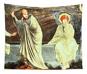 The Morning Of The Resurrection 1882 Tapestry