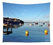 The Mylor Dolphin Tapestry