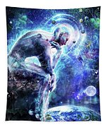 The Mystery Of Ourselves Tapestry