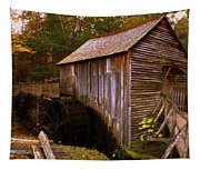 The Old Grist Mill Tapestry