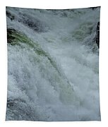 The Power Of Water In Motion 3 Tapestry by Matthew Nelson
