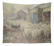 The Return Of The Shepherd Tapestry