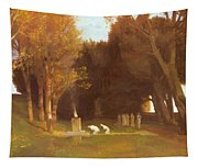 The Sacred Grove 1886 Tapestry