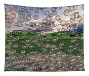 The Simplicity Of Bubbles  Tapestry