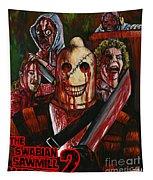 The Swabian Sawmill Massacre 2 Tapestry