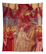 The Temple Of Love Tapestry