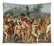 The Triumph Of Bacchus Tapestry