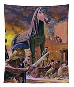 The Trojan Horse Tapestry