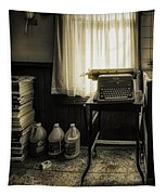 The Typewriter Tapestry